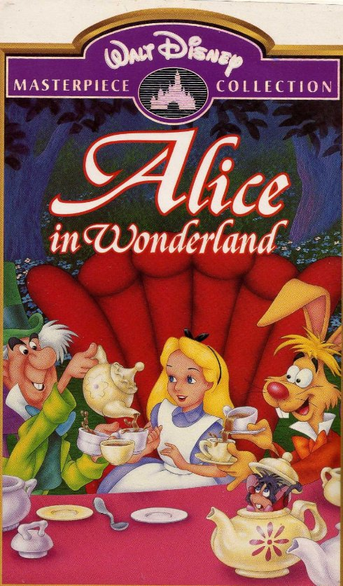 Image alice in wonderland vhs jpg at scratchpad the home of
