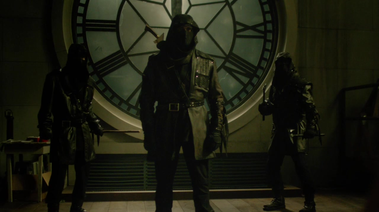 What if the League of Assassins had a Theme Song?