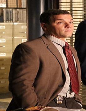 """Detective Grant """"Sully"""" Sullivan"""