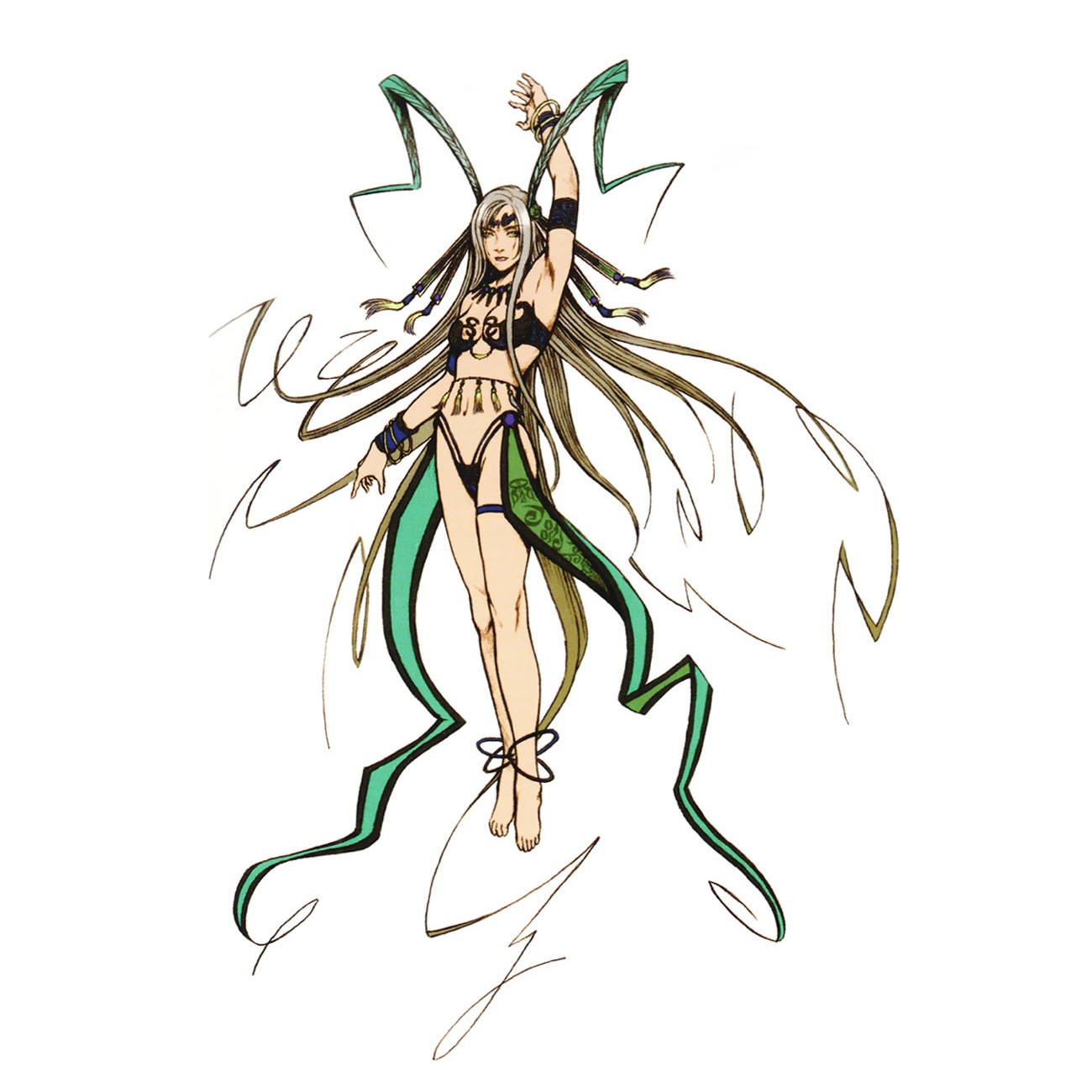 Lady Yunalesca - Villains Wiki - villains, bad guys, comic ...