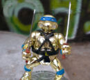 5th Anniversary Collector's Turtle (1992 action figure)