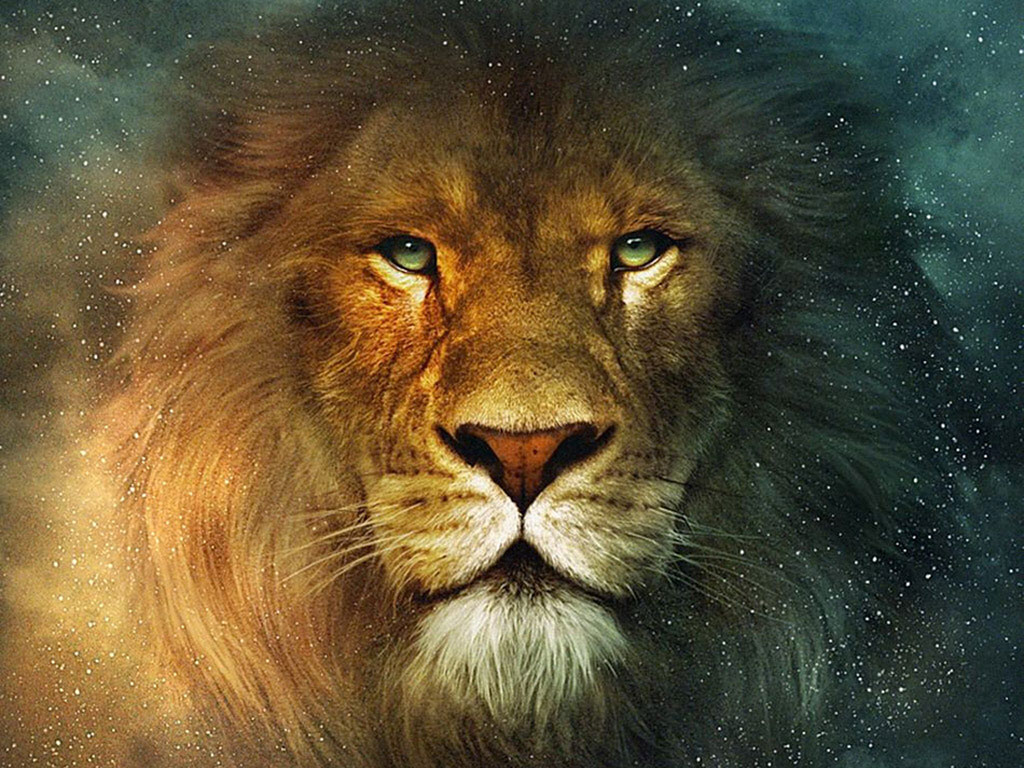 Image - Aslan-Lion-The-Chronicles-of-Narnia-Wallpaper