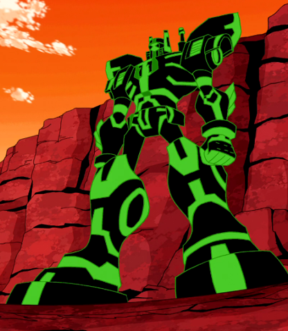 Upgrade - Ben 10 Planet, the Ultimate Ben 10 Resource!