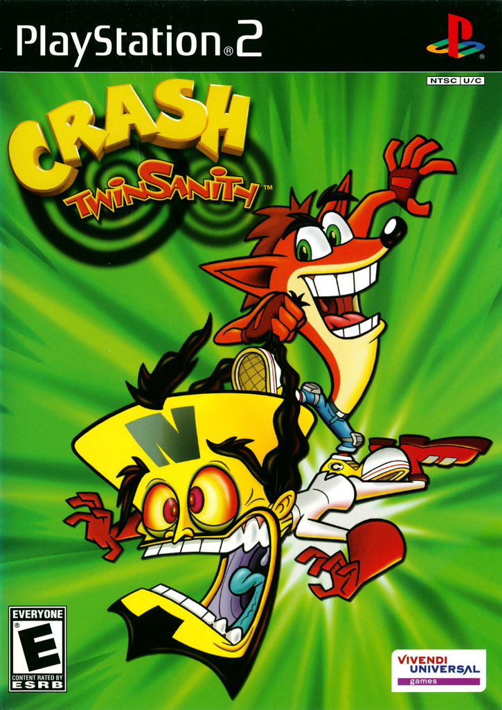 Crash Twinsanity Xbox Ps3 Pc jtag rgh dvd iso Xbox360 Wii Nintendo Mac Linux