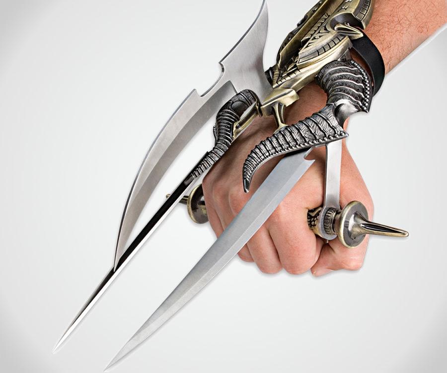 Как сделать нож коготь своими руками