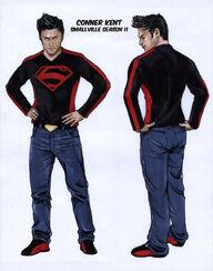 Smallville titans conner kent by gattadonna-d6tfj72
