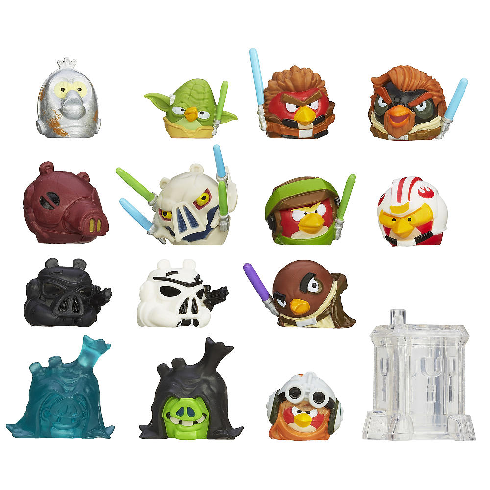 Angry Birds Star Wars 2 Mace Windu Found an image