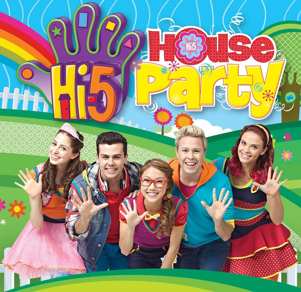 Hi 5 House Party Tour Hi 5 Tv Wiki