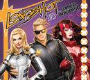 Longshot Saves the Marvel Universe Vol 1 2