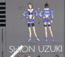 Xenosaga Episode III character images