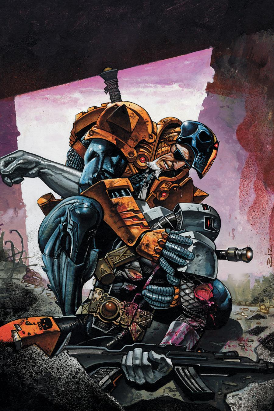 Deathstroke Vol 2 6 - DC Comics Database