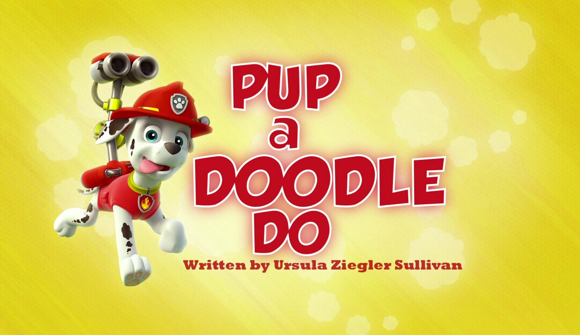 pup a doodle do