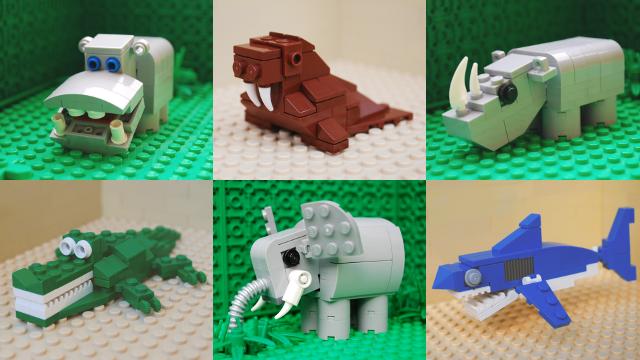 rhino rampage game instructions