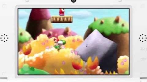 Yoshi's Island - 3DS Trailer