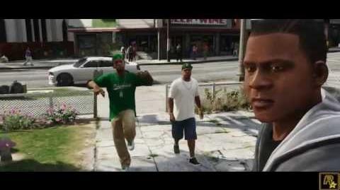 Grand Theft Auto V Trailer - (2 Chainz & Wiz Khalifa - We Own It)