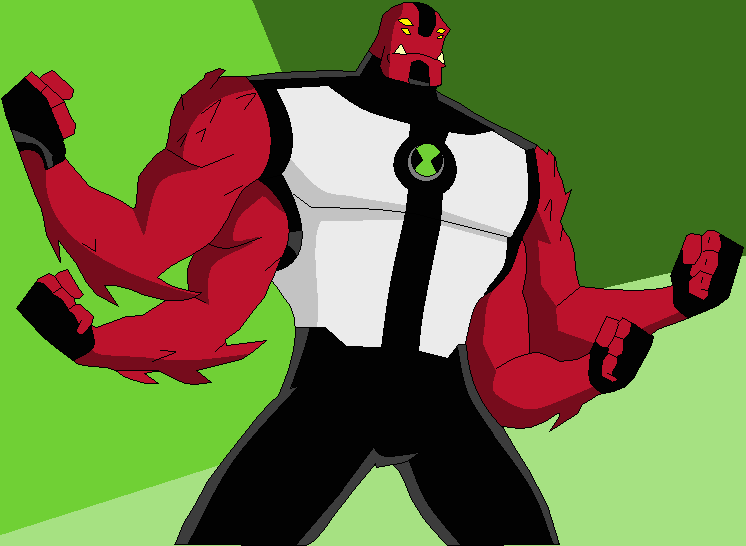 Ben 10 Ultimate Four Arms: Ben 10K Four Arms, Bry.png