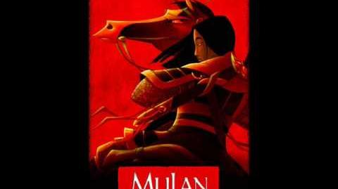 05. Short Hair - Mulan OST