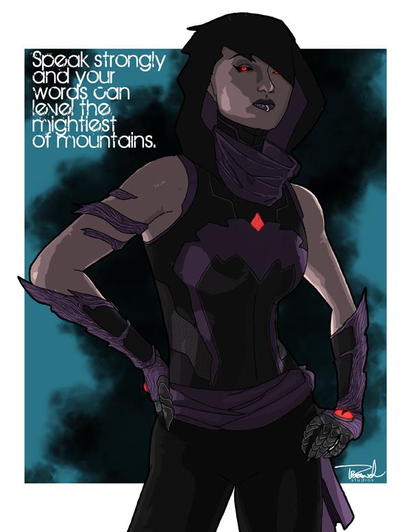 Image - Raven by-tsbra...