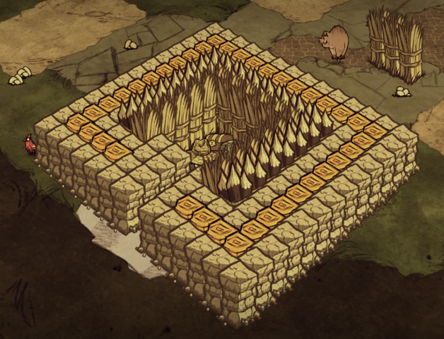 Dont starve thulecite wall