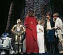 Brandon Rhea/Happy Anniversary, Star Wars Holiday Special