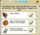 Trapper Training Quest Line