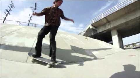 B.O.B - Outkast Skate Video