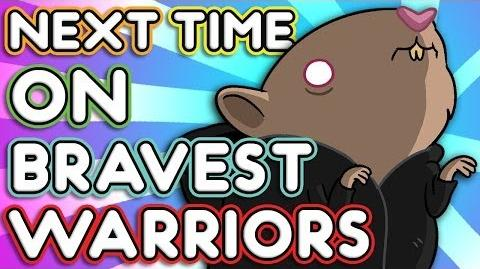 "Next Time on Bravest Warriors - ""Hamster Priest"" Bravest Warriors Season 2 Ep. 4"