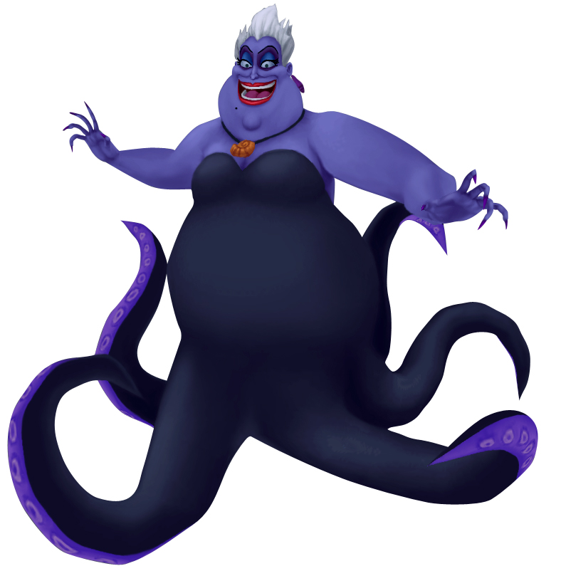 Ursula Disney version