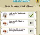 Orange Duck?