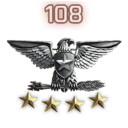 Rank 108