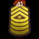 Rank 41