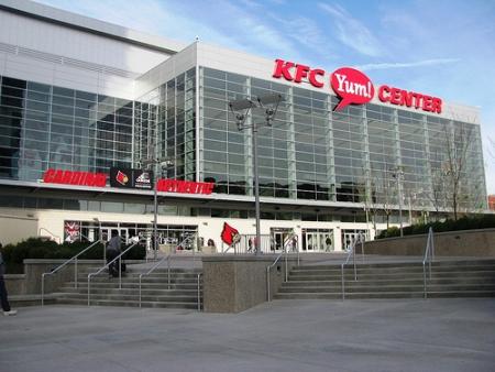 About Us | KFC Yum! Center |Kfc Yum Arena