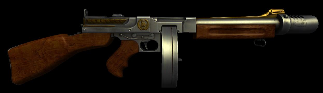 bioshock 2 machine gun