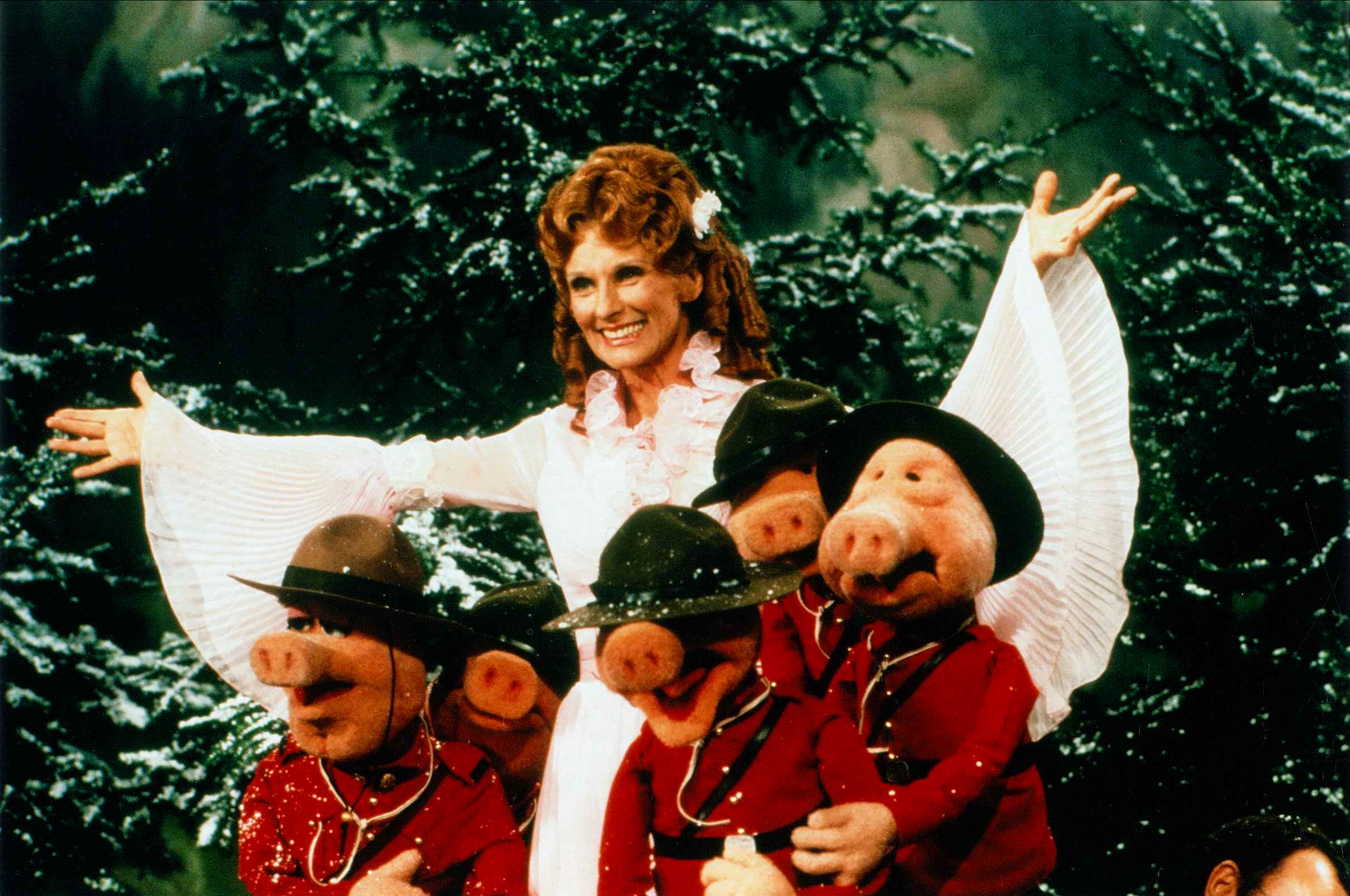 Cloris Leachman muppet show