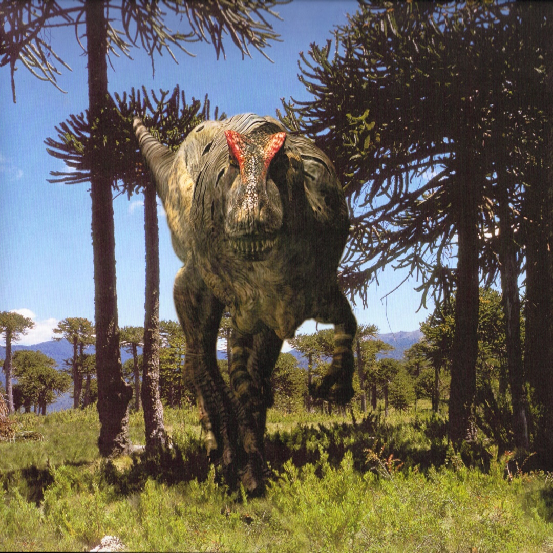 Allosaurus Noises Allosaurus