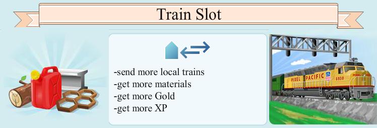 train station slots