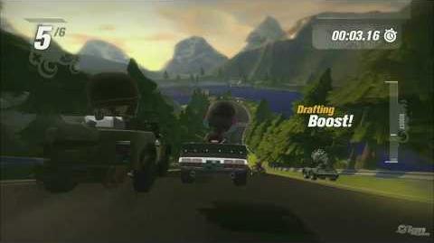 ModNation Racers/development history