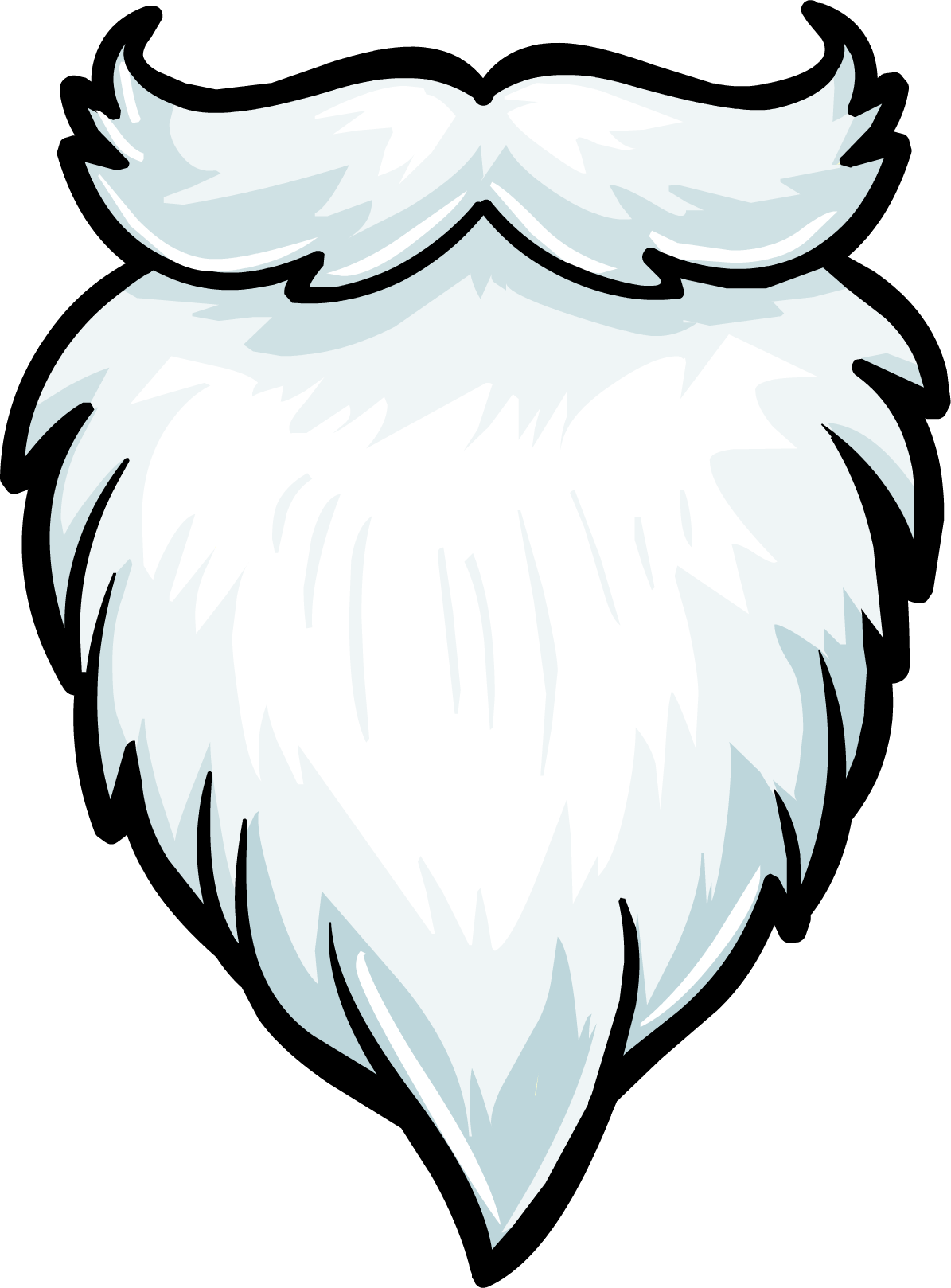 Santa Beard Png Images & Pictures - Becuo