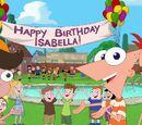 Buon compleanno Isabella