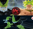 Broly vs Cell Super Perfecto