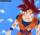 Super saiyajin Legendario vs Super saiyajin Dios vs Super saiyajin 4