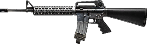 Image - Bf4 m16a4.png - Battlefield Wiki - Battlefield 4 ... M16a4 Bf3