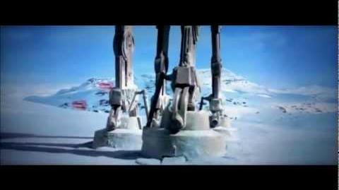 Star Wars Empire Strikes Back Battle Of Hoth (Full)