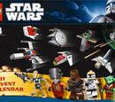 7958 Le calendrier de l'Avent Star Wars