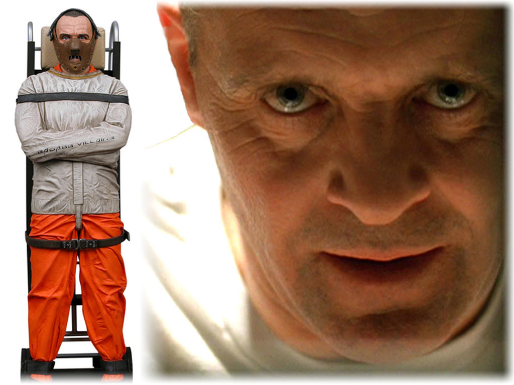 Hannibal Lecter  Film series on silence of lambs house