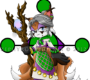 Esmeralda the Fox