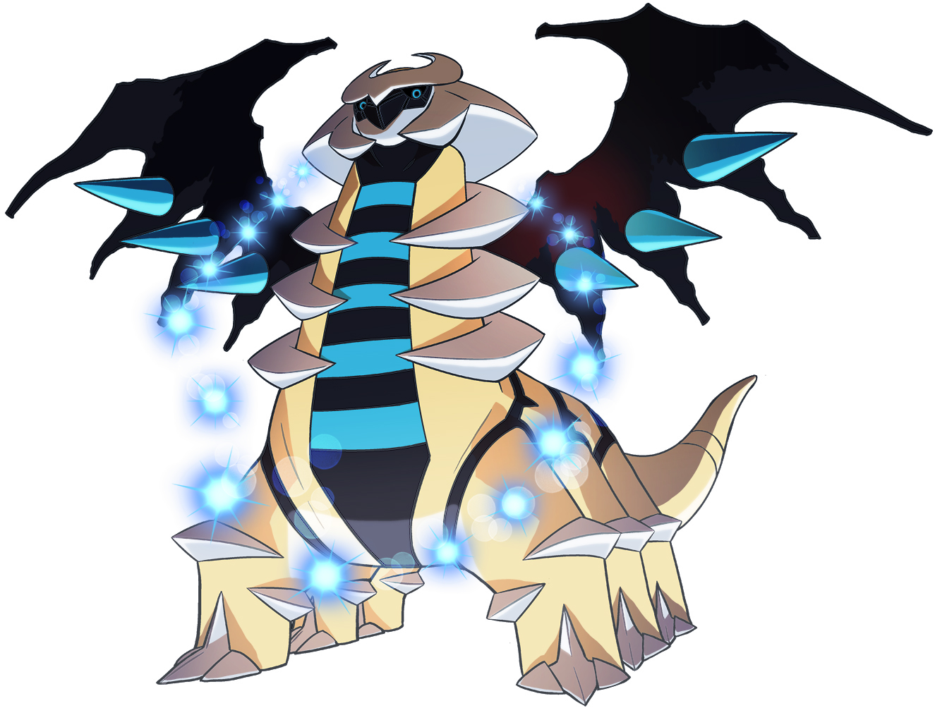 Full resolution ‎ (1,325 × 1,004 pixels, file size: 985 KB, MIME ... Shiny Giratina Altered Form