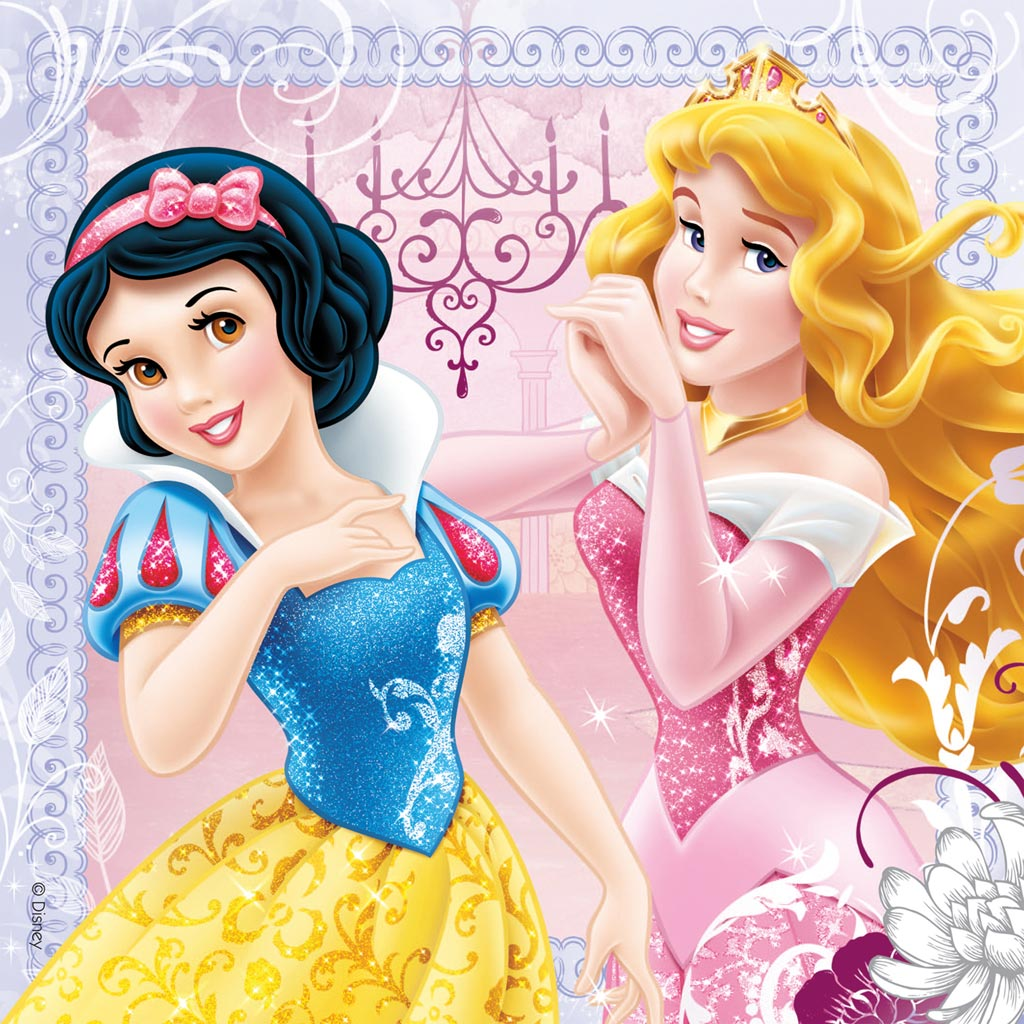 Image - Disney Princess Promational Art 1.jpg - DisneyWiki