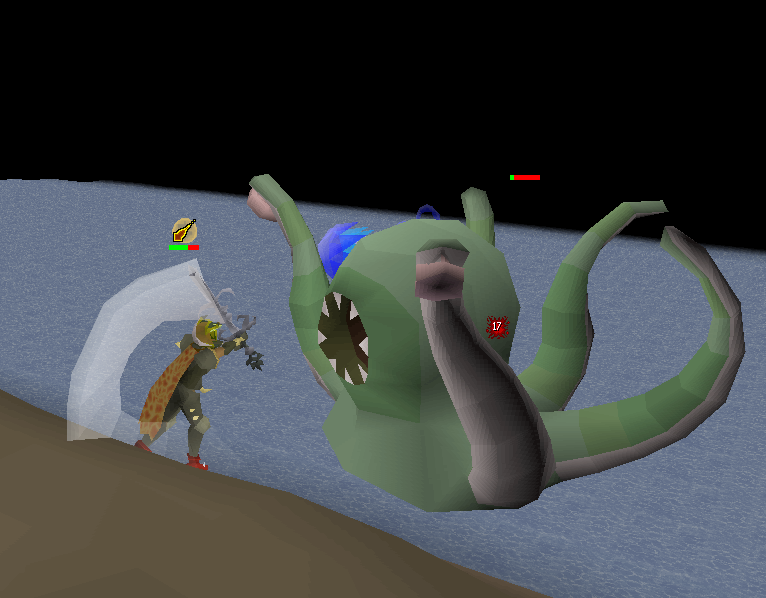 how to get to trolls in runescape