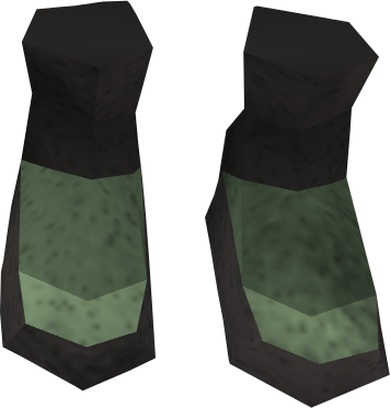 paraleather boots the runescape wiki